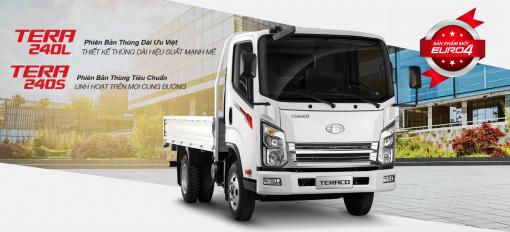 Xe tải teraco 240l